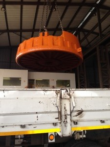 Scrap Lifting Magnet (Large)